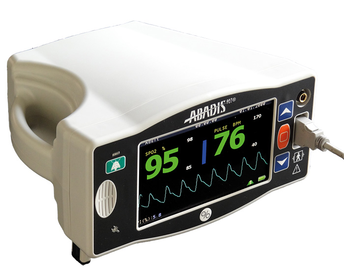abadis digital pulseoximeter parsianmedical پالس اکسیمتر دیجیتال