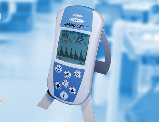 handoxy701 digital pulseoximeter