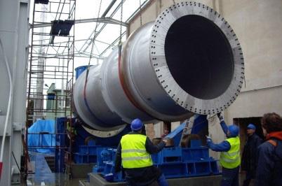rotary kilns incinerator-parsianmedicl